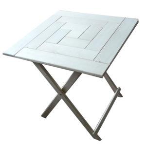 Стол раскладной «плетеный»
