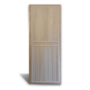 Дверь глухая ДГ-1