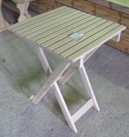 Стол раскладной квадратный