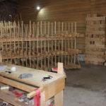 Производство товаров для бань и саун