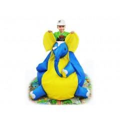 """Кресло-игрушка """"Слонёнок"""""""